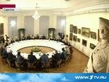 Владимир Владимирович Путин в Саратове (Новости от 5 апреля 2012 г. Первый канал)